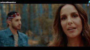 Ivete Sangalo lança clipe de canção feita em parceria com a banda Melin