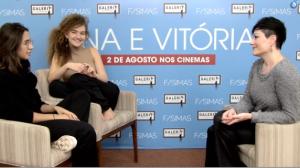 Longa 'Ana e Vitória' mostra a trajetória e as raízes do duo Anavitória