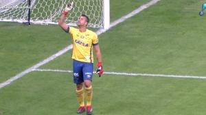Cruzeiro vence o Santos nos pênaltis e avança à semifinal da Copa do Brasil