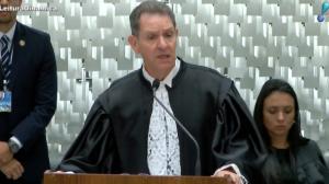 Ministro João Otávio de Noronha toma posse da presidência do STJ