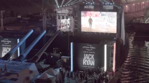 'Jack Ryan' vira série e tem lançamento impactante em navio de guerra
