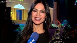Jornalista da RedeTV! ganha o prêmio Comunique-se