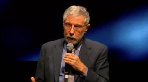 """Brasil ainda é protecionista"", diz Paul Krugman, prêmio Nobel de Economia"