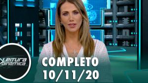 Assista à íntegra do Leitura Dinâmica de 10 de novembro de 2020