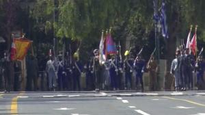 Grécia celebra bicentenário de sua independência