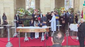 População presta homenagem no velório do prefeito Bruno Covas