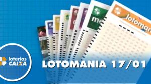 Resultado da Lotomania - Concurso nº 2040 - 17/01/2020