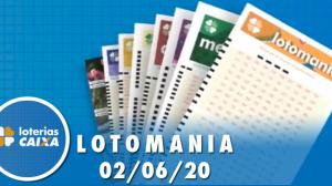 Resultado da Lotomania - Concurso nº 2079 - 02/06/2020