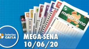 Resultado da Mega-Sena - Concurso nº 2269 - 10/06/2020