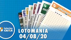 Resultado Lotomania - Concurso nº 2097 - 04/09/2020