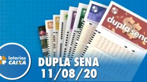 Resultado da Dupla Sena - Concurso nº 2116 - 11/08/2020