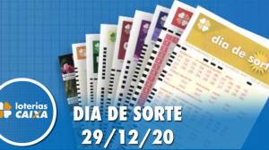 Resultado do Dia de Sorte - Concurso nº 400 ? 29/12/2020