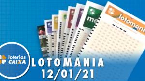 Resultado da Lotomania - Concurso nº 2143 - 12/01/2021
