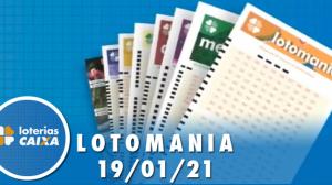 Resultado da Lotomania - Concurso nº 2145 - 19/01/2021