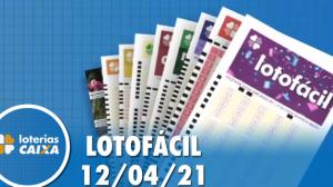 Resultado da Lotofácil - Concurso nº 2204 - 12/04/2021