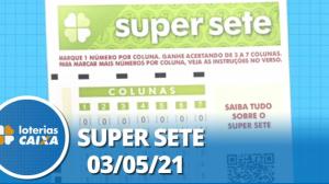 Resultado da Super Sete - Concurso nº 86 - 03/05/2021
