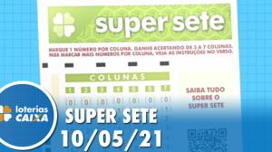Resultado da Super Sete - Concurso nº 89 - 10/05/2021