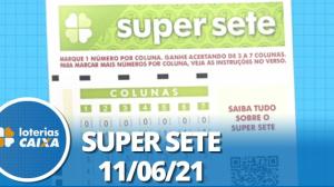 Resultado da Super Sete - Concurso nº 103 - 11/06/2021