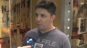 Oscar Filho admite que ainda est� na sarjeta