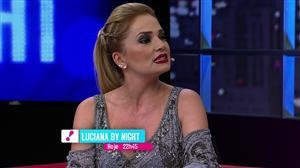 "Nani Venâncio é a convidada do ""Luciana By Night"" desta terça (18)"