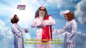 Diogo Portugal faz paródia para homenagear Inri Cristo