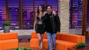 Luciana Gimenez recebe Marcos Mion na estreia da nova temporada do By Night