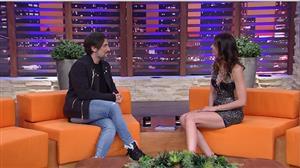 Marcos Mion lembra que já 'tirou sarro' de Luciana Gimenez na MTV