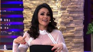 """Luciana By Night"" recebe a atriz Suzana Alves nesta terça-feira (21)"