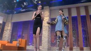 Alinne Rosa canta dois de seus mais recentes sucessos