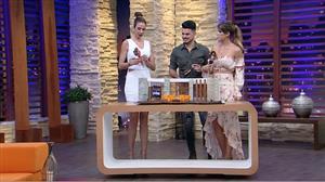 Débora Lyra e Gabriel Gava encenam momentos marcantes da relação