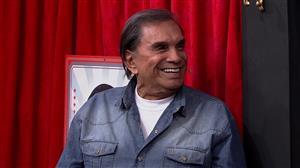 """Dedé Santana é o convidado de Luciana Gimenez no """"Luciana By Night"""""""