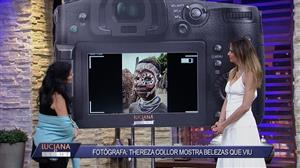 Luciana Gimenez desvenda gírias do Nordeste, região de Thereza Collor