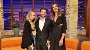 Luciana By Night recebe Duda Nagle e Giovanna Chaves