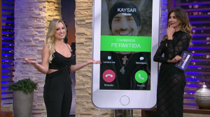 """Jéssica diz que viveu romance com Kaysar: """"Por mais que ele não fale"""""""