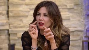 Luciana Gimenez fica intrigada com 'live de bumbum' de Sabrina Boing Boing