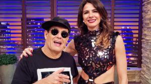 Luciana By Night recebe Sérgio Mallandro nesta terça-feira (27)