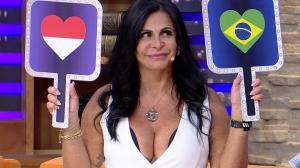 Brasil ou Mônaco? Gretchen responde o que é melhor em cada lugar