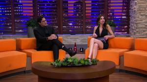 Luciana By Night recebe Luciano Szafir no programa desta terça-feira (4)
