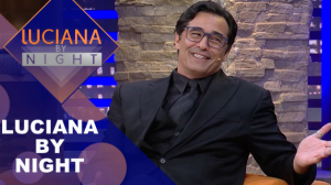 Luciana by Night com Luciano Szafir (07/01/20) | Completo