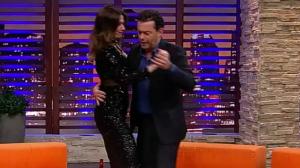 Fernando Rocha põe Luciana Gimenez para dançar no programa dessa terça (11)