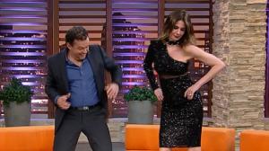 """Fernando Rocha ensina Luciana Gimenez a fazer a dança do """"tremelique"""""""