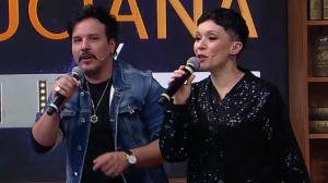 Luciano Nassyn e Patrícia Marx, do Trem da Alegria, contam tudo às 22h45