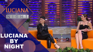 Luciana by Night com Luciano Nassyn e Patrícia Marx (18/06/19) | Completo