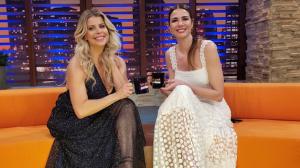Luciana By Night recebe Karina Bacchi nesta terça-feira (16)