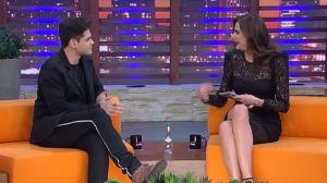 """Lucas Veloso sobre carreira no humor: """"Sempre fui cara de pau"""""""