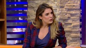 """""""Não estava satisfeita"""", diz Rafa Brites sobre saída da Globo"""