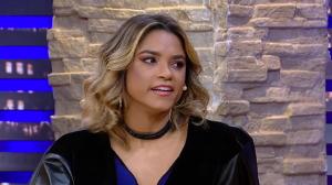 Lucy Alves fala sobre experiência adquirida a frente do 'Toca Top'