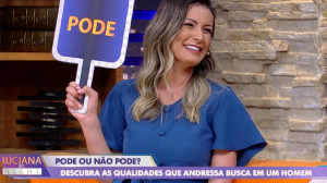 Qual o perfil do marido ideal? Andressa Urach responde no Luciana by Night