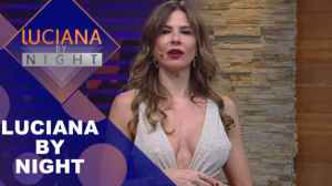 Luciana by Night com Andressa Urach (08/10/19) | Completo