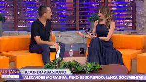 Filho do ex-jogador Edmundo lança filme sobre abandono paterno